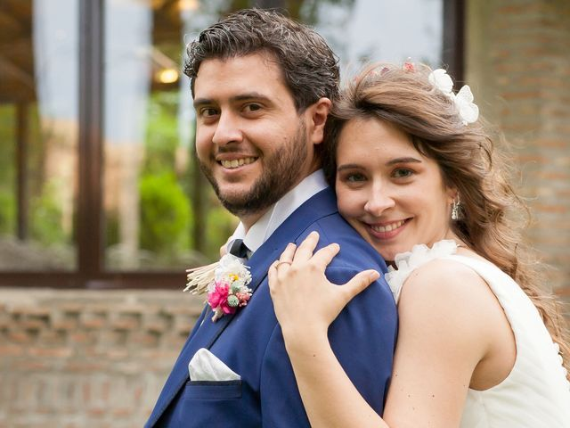 La boda de Adrian y Nadia en Alalpardo, Madrid 28