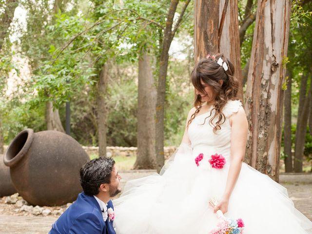 La boda de Adrian y Nadia en Alalpardo, Madrid 29