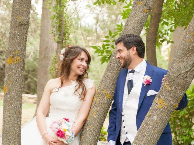 La boda de Adrian y Nadia en Alalpardo, Madrid 30