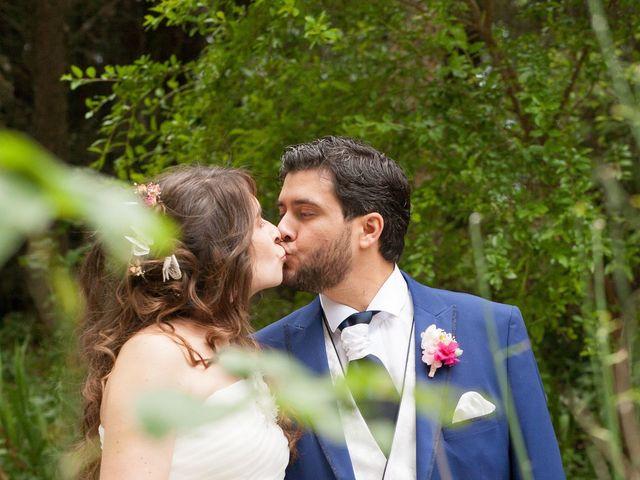 La boda de Adrian y Nadia en Alalpardo, Madrid 31