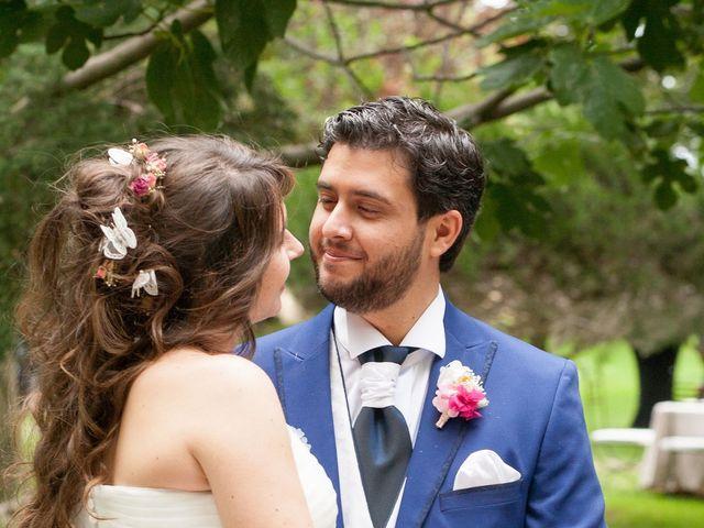 La boda de Adrian y Nadia en Alalpardo, Madrid 32