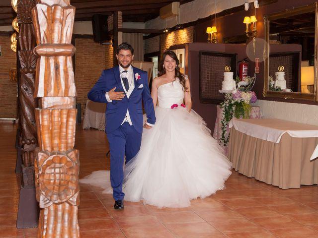 La boda de Adrian y Nadia en Alalpardo, Madrid 34