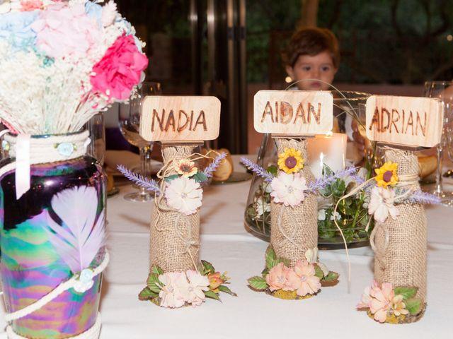 La boda de Adrian y Nadia en Alalpardo, Madrid 36