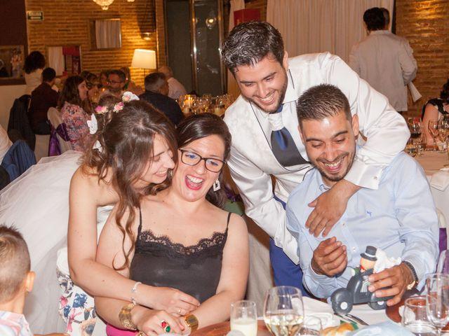 La boda de Adrian y Nadia en Alalpardo, Madrid 38