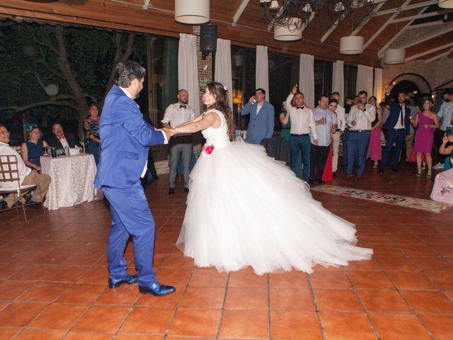La boda de Adrian y Nadia en Alalpardo, Madrid 40