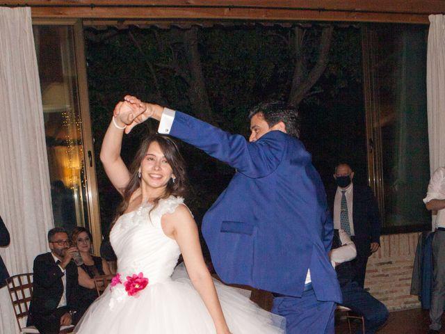 La boda de Adrian y Nadia en Alalpardo, Madrid 41