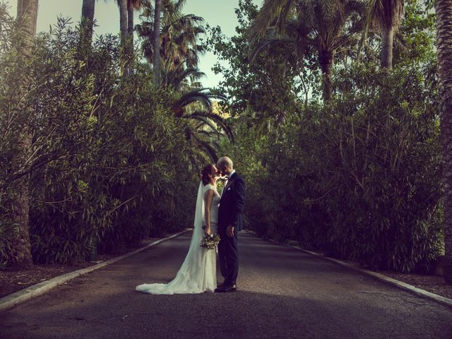La boda de Teresa y Antoine