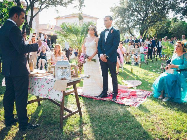 La boda de Gonzalo y Tamara en Villanueva De San Carlos, Ciudad Real 7