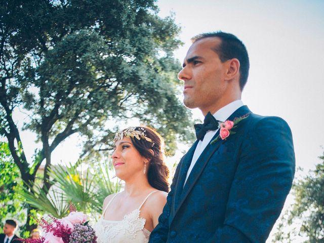 La boda de Gonzalo y Tamara en Villanueva De San Carlos, Ciudad Real 8
