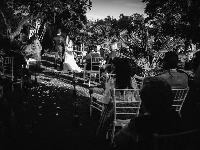 La boda de Gonzalo y Tamara en Villanueva De San Carlos, Ciudad Real 9