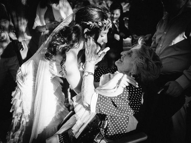 La boda de Gonzalo y Tamara en Villanueva De San Carlos, Ciudad Real 11