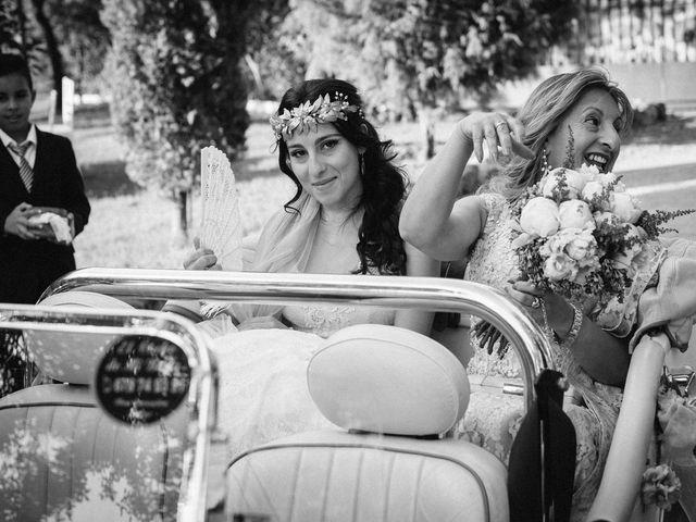 La boda de Gonzalo y Tamara en Villanueva De San Carlos, Ciudad Real 20