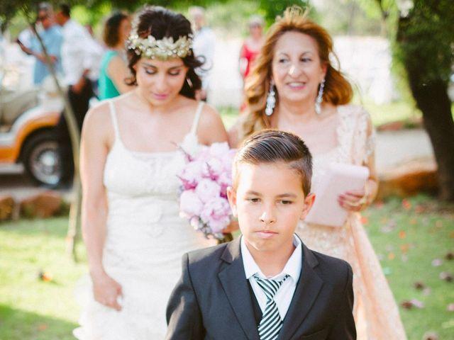 La boda de Gonzalo y Tamara en Villanueva De San Carlos, Ciudad Real 21