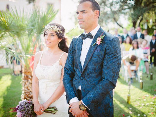 La boda de Gonzalo y Tamara en Villanueva De San Carlos, Ciudad Real 22