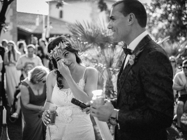 La boda de Gonzalo y Tamara en Villanueva De San Carlos, Ciudad Real 23