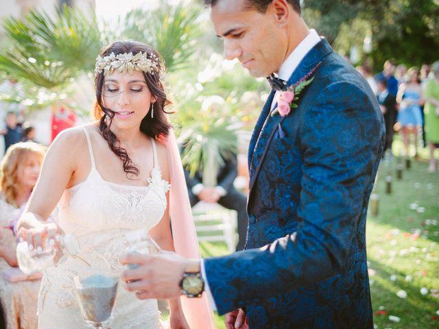 La boda de Gonzalo y Tamara en Villanueva De San Carlos, Ciudad Real 24