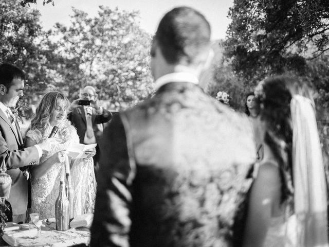 La boda de Gonzalo y Tamara en Villanueva De San Carlos, Ciudad Real 25