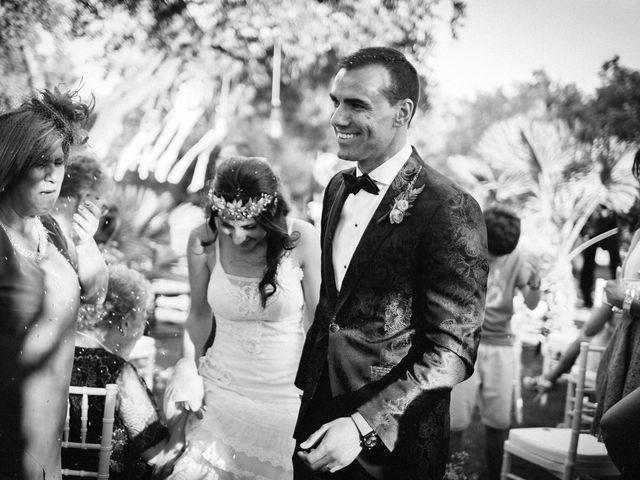 La boda de Gonzalo y Tamara en Villanueva De San Carlos, Ciudad Real 29