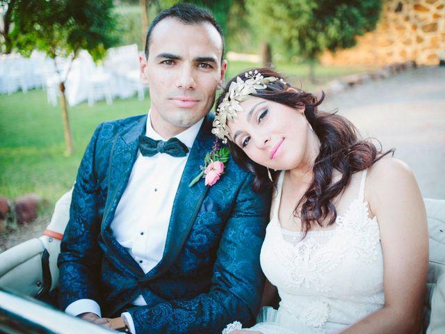 La boda de Gonzalo y Tamara en Villanueva De San Carlos, Ciudad Real 30
