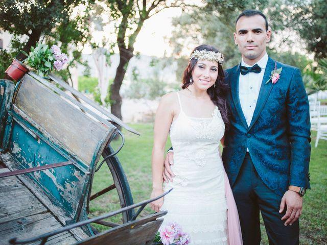 La boda de Gonzalo y Tamara en Villanueva De San Carlos, Ciudad Real 36