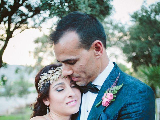La boda de Gonzalo y Tamara en Villanueva De San Carlos, Ciudad Real 37