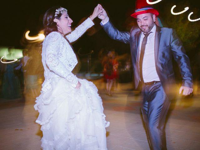 La boda de Gonzalo y Tamara en Villanueva De San Carlos, Ciudad Real 60