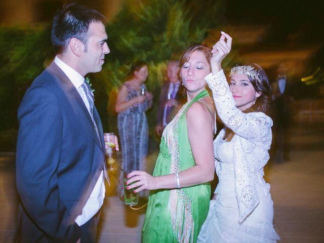 La boda de Gonzalo y Tamara en Villanueva De San Carlos, Ciudad Real 62