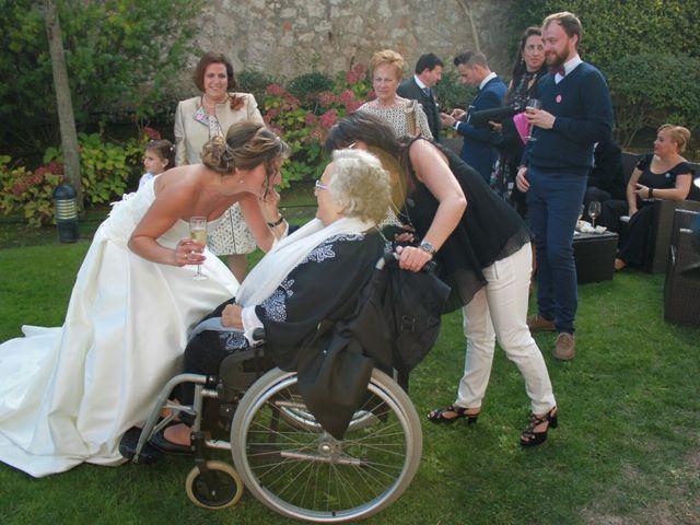 La boda de Angel  y Beatriz  en Santander, Cantabria 2