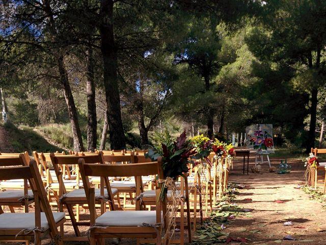 La boda de Josevi y Marta en Segorbe, Castellón 4