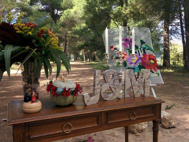 La boda de Josevi y Marta en Segorbe, Castellón 5