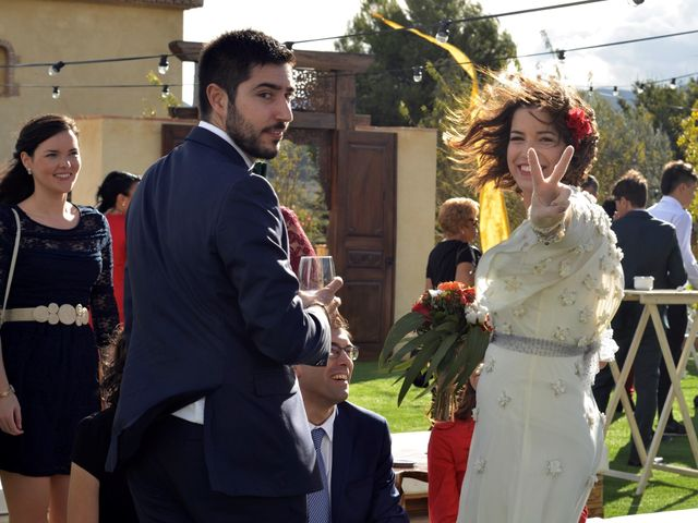La boda de Josevi y Marta en Segorbe, Castellón 7