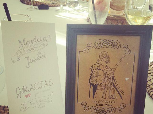 La boda de Josevi y Marta en Segorbe, Castellón 10