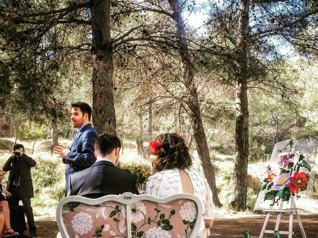 La boda de Josevi y Marta en Segorbe, Castellón 17