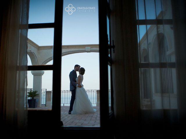 La boda de Raul y Estela  en El Campello, Alicante 1