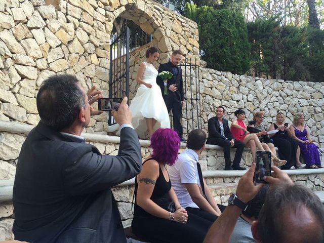 La boda de Raul y Estela  en El Campello, Alicante 6