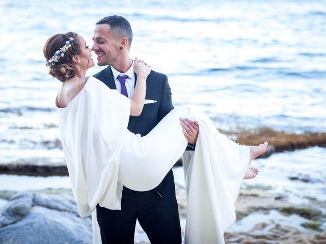 La boda de Anaïs y Javi