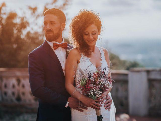 La boda de Sheila y Dani