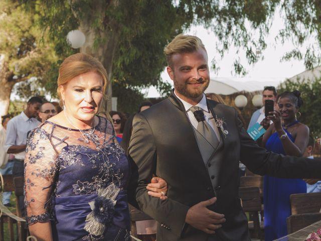 La boda de Rebecca y Oliver en Nijar, Almería 45