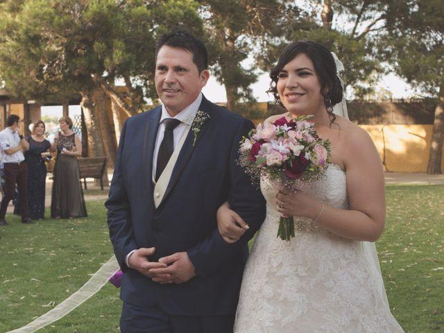 La boda de Rebecca y Oliver en Nijar, Almería 1