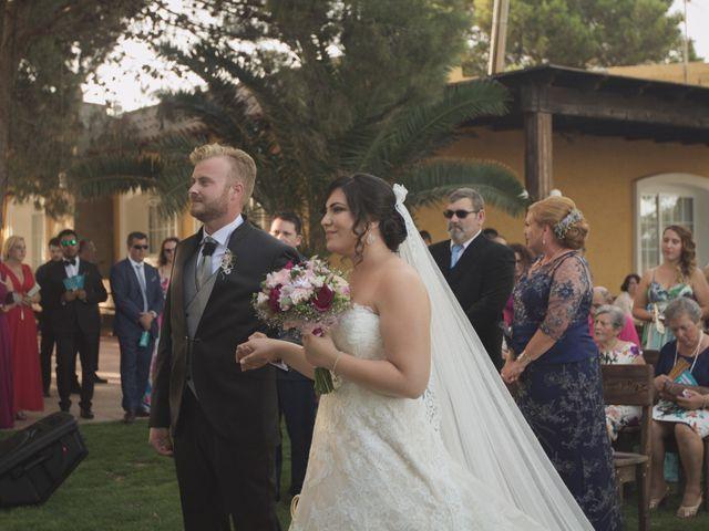 La boda de Rebecca y Oliver en Nijar, Almería 48