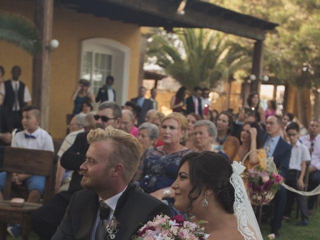 La boda de Rebecca y Oliver en Nijar, Almería 53