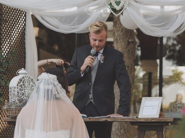La boda de Rebecca y Oliver en Nijar, Almería 56