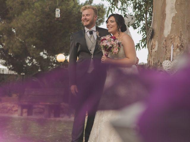 La boda de Rebecca y Oliver en Nijar, Almería 69