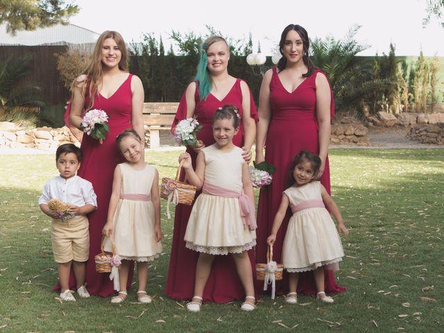 La boda de Rebecca y Oliver en Nijar, Almería 71