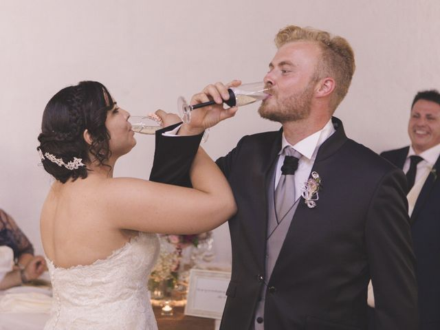 La boda de Rebecca y Oliver en Nijar, Almería 73