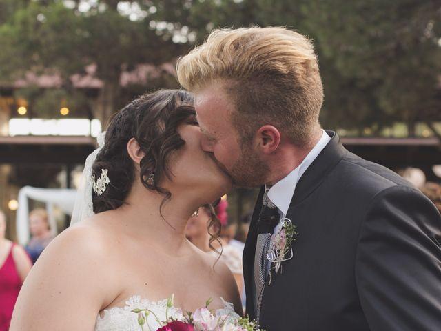 La boda de Oliver y Rebecca