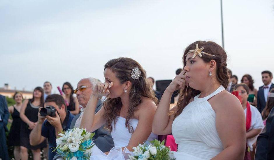 La boda de María Ángeles y Elena en Alcala Del Rio, Sevilla