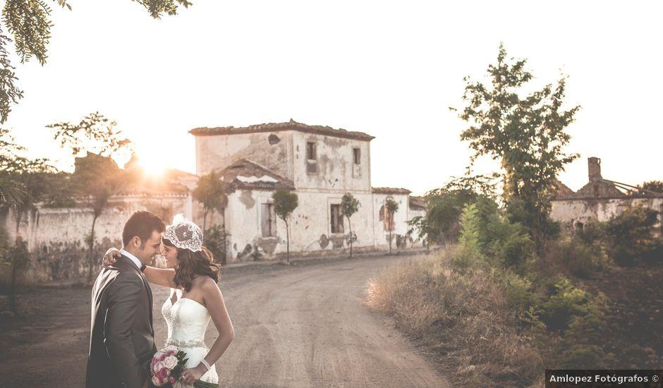 La boda de Antonio y Isa en Solana De Los Barros, Badajoz