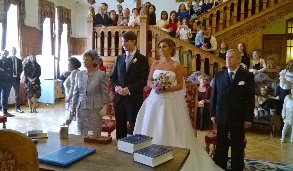 La boda de Angel  y Beatriz  en Santander, Cantabria