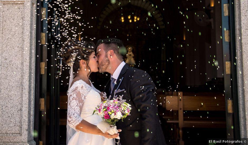 La boda de Gonzalo y Sandra en Don Benito, Badajoz